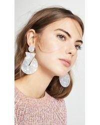 Shashi - Petra Earrings - Lyst