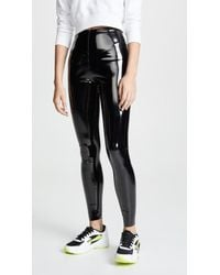 Commando - Faux Patent Leather Perfect Control Leggings - Lyst