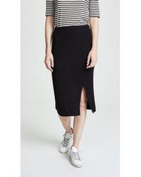 Three Dots - Pencil Skirt - Lyst