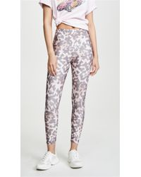 Onzie - High Waisted Midi Leggings - Lyst