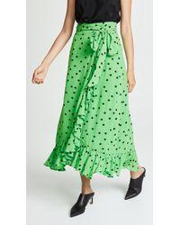 Ganni - Dainty Skirt - Lyst