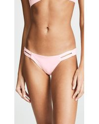 Vitamin A - Neutra Bikini Bottoms - Lyst
