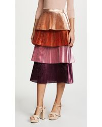 DELFI Collective - Lauren Skirt - Lyst