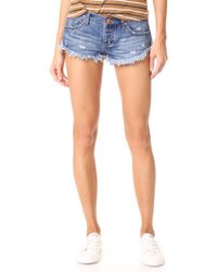 One Teaspoon - No 2s Shorts - Lyst