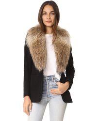 Sam. | Ludlow Snap Closure Coat | Lyst