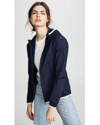 Tory Sport | Nylon Packable Jacket | Lyst