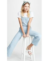 M.i.h Jeans - Paradise Dungaree Overalls - Lyst