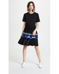 3.1 Phillip Lim - Pleated Dress - Lyst
