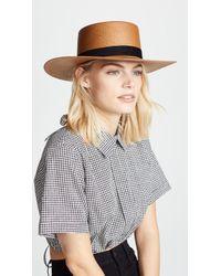 Janessa Leone - Bernt Hat - Lyst