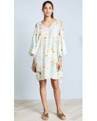 Isolda - Open Shoulder Caftan - Lyst