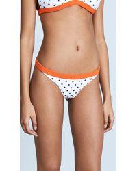 RYE SWIM - Zing Bikini Bottoms - Lyst