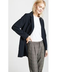 Madewell - Double Breasted Solid Blazer - Lyst