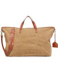 Madewell - Canvas Transport Weekender Bag - Lyst