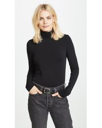 Wolford - Viscose Turtleneck Pullover - Lyst
