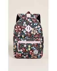 30d1ab9dfa1 Lyst - Herschel Supply Co. Pop Quiz Youth Backpack in Blue