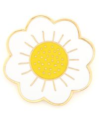Georgia Perry - Daisy Lapel Pin - Lyst