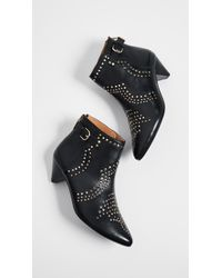 Joie - Bickson Stud Ankle Boot, - Lyst