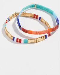 Shashi - Tilu Set Of 2 Bracelets - Lyst