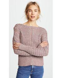 Rag & Bone - Roman Sweater - Lyst