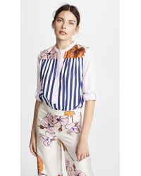 La Prestic Ouiston - Madame L Button Down Shirt - Lyst