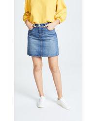 Levi's - Everyday Skirt - Lyst