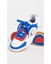72ba4bdda Champion - Super C Court Low Colorblock Sneakers - Lyst