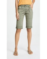 Hudson Jeans - The Leverage Cargo Shorts - Lyst