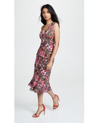 Fame & Partners - The Bianca Dress - Lyst