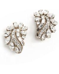 Ben-Amun - Multi Crystal Earrings - Lyst
