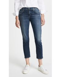 Citizens of Humanity - Emerson Slim Boyfriend Ankle Jeans - Lyst