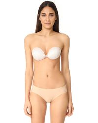 Nudwear   Ava Backless Silicone Adhesive Bra   Lyst