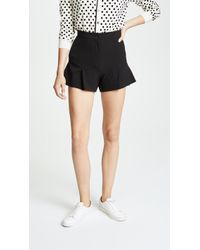 Boutique Moschino - Trouser Shorts - Lyst
