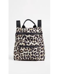 Kate Spade - The Spirit Nylon Convertible Backpack - Lyst