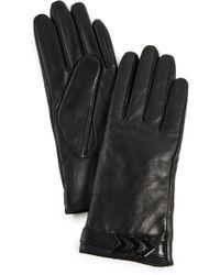 Mackage - Boga Leather Tech Gloves - Lyst