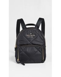 Kate Spade - Watson Lane Quilted Small Hartley Backpack - Lyst
