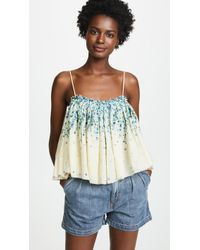 Free People - Instant Crush Printed Top - Lyst