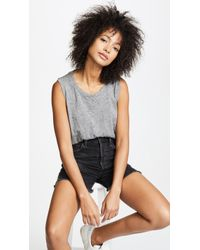Madewell - New Whisper Muscle Tank - Lyst