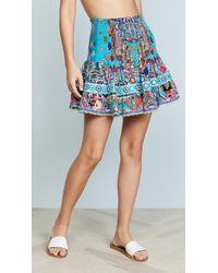 Camilla - Short Skirt - Lyst