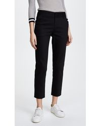 Alice + Olivia - Stacey Slim Trousers - Lyst