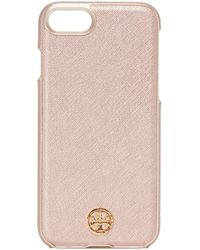 Tory Burch - Robinson Hardshell Iphone 7 Case - Lyst