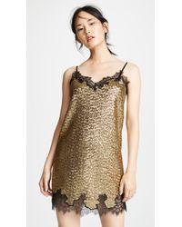 Robert Rodriguez - Sequin Lingerie Dress - Lyst