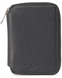Rag & Bone - Small Zip Around Wallet - Lyst