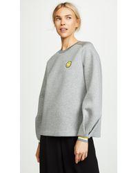 Anya Hindmarch - Wink Sweatshirt - Lyst