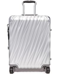 Tumi - 19 Degree Aluminum Continental Carry On Suitcase - Lyst