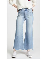 Mother - The Tomcat Roller Chew Jeans - Lyst
