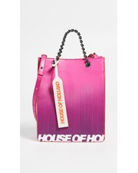 House of Holland - Printed Mini Tote Bag - Lyst