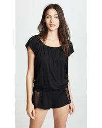 Only Hearts - Venice Tie Back Romper - Lyst