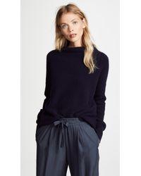 Vince - Boiled Cashmere Pullover Jumper - Lyst