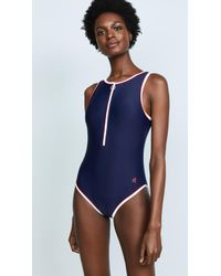 Perfect Moment - Sporty One Piece Swimsuit - Lyst