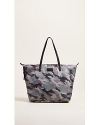 1a5d7546fac7 Marc Jacobs Camo Nylon Knot Baby Bag in Blue - Lyst
